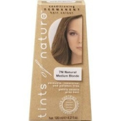 Tints of Nature Organic 7N Natural Medium Blonde Permanent Hair Colour 120ml