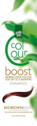 Hennaplus Colour Boost Shampoo Red Brown