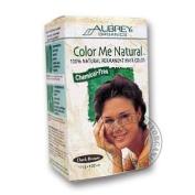 Aubrey Organics Colour Me Natural Dye D Brown 115g