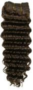 Dream Girl 36cm Colour 4 French Deep Curl Hair Extensions