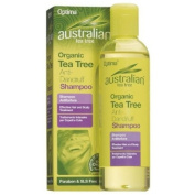 Australian Tea Tree Organic Anti Dandruff Shampoo 250ml