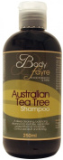250ml Body Fayre Natural Australian Tea Tree Shampoo