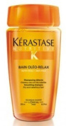 Kerastase Nutritive Bain Oleo-Relax 250 ml -- Shampoo to smooth & discipline frizzy unmanegable hair
