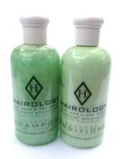 Hairology - Hair Loss Shampoo and Conditioner - Menthol Shampoo and Conditioner for Fine Thinning Hair.