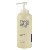 TAKE CARE - Without SLS/SLES Pure - Professional Frizzy Hair shampoo - 1500 ml