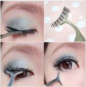 Pro Beauty Tool False Eyelashes Extension Applicator Remover Clip Tweezer Nipper