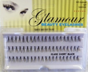 Glamour Beauty Eyelashes -Flare Long Black