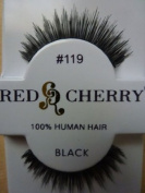 RED CHERRY FALSE EYELASHES 119