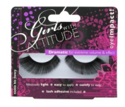 Girls With Attitude Tickle His Fancy False Eye Lashes