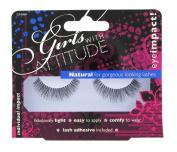 Girls with Attitude Individual Impact Eye Lashes