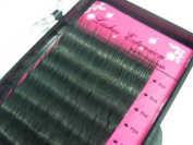 Mixed Size Individual False Eyelashes 0.15mm J Curl - 4 Different Lengths Per Box 8/10/12/14mm