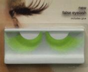 Stargazer False Eye Lashes - No 67 Lime Green