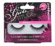 Girls With Attitude Burlesque Beauty False Eye Lashes