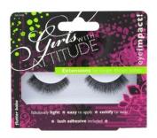 Girls With Attitude Flutter Babe False Eye Lashes
