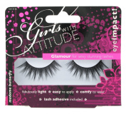 Girls With Attitude Madame Butterfly False Eye Lashes