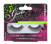 Girls With Attitude On The Lash False Eye Lashes