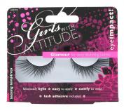 Girls With Attitude Teasing Temptress False Eye Lashes