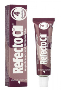 Refectocil Chestnut 4 Eyelash and Eyebrow Tint 15ml