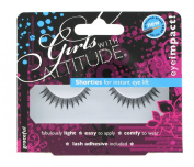 Girls with Attitude Shorties Graceful False Eyelashes