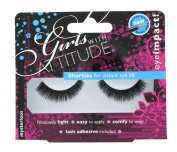 Girls with Attitude Shorties Mysterious False Eyelashes