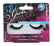 Girls with Attitude Shorties Velvet Passion False Eyelashes