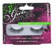 Girls With Attitude Notice Me False Eyelashes