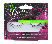 Girls With Attitude Wild and Flirty False Eyelashes