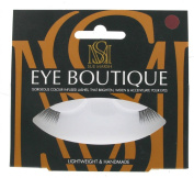 Sue Marsh Eye Boutique Black Burgundy Short Half Lash