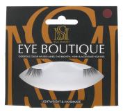 Eye Boutique Black Burgundy Long Half Lash