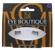 Eye Boutique Black Purple Long Half Lash