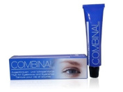Combinal Dye for Eyebrows and Eyelashes Blue Tint 15ml