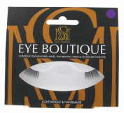 Eye Boutique Black Purple Short Half Lash
