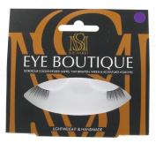 Eye Boutique Black Purple Short Half Lash