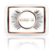 Kardashian Khroma Make Up False Eyelashes - Wink Lashes with glue