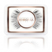 Kardashian Khroma Make Up False Eyelashes - Wink Lashes with glue