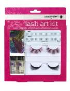 False Eyelash Feather Art Kit Make Up Artist Eyelash Kit Salon Systems