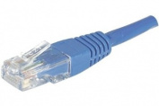 Dexlan 5m Cat5E RJ45 UTP CCA Patch Cable - Blue