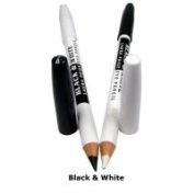 Black and White duo eyeliner pencil