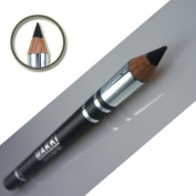 Soft Kohl Eyeliner Pencil - Deep Black - Long Stay