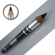 Soft Kohl Eyeliner Pencil - Deep Black - Long Stay