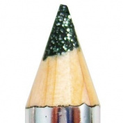 Sparkly Eyeliner Pencil with silver glitter