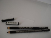 2 x Loreal studio secrets professional high defination eyeliner ~ dark eyes ~ black