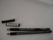 2 x Loreal studio secrets professional high defination eyeliner ~ dark eyes ~ black