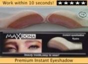 2 X Pair Magic Eyeshadow Instant Eyes Eye Shadow Temporary Transfer Sheet Sticker Make Up Makeup Tattoo Tatoo- Shade 19