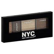 New York Colour Metro Quartet Eyeshadow Union Square 818A