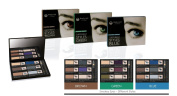 Boulevard De Beaute Make Up Set Smokey Eyes