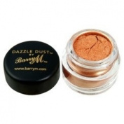 Barry M Dazzle Dust Pigment For Eyes - Bronze