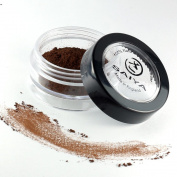 Saiya 100% Natural Mineral Eyeshadow - DARK CHESTNUT