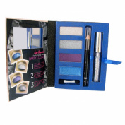 Amelia Knight Party Glitter Eyes 7 Piece Cosmetic Makeup Box Gift Set