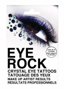 Eye Rock Sparkle Crystals Eye Tattoos